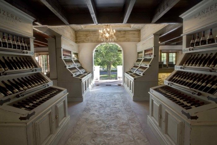 lanzerac tasting room - Google Search