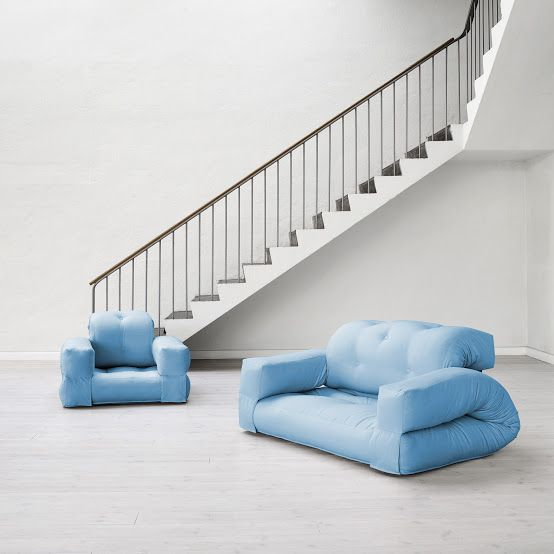 Hippo Futonbäddfåtölj Från Karup Futon Chair Bed From