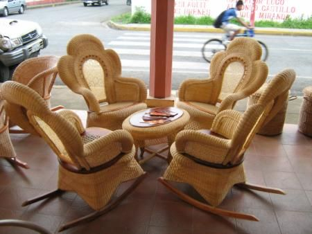 15 best mimbre images on pinterest wicker rattan and fiber for Muebles de mimbre