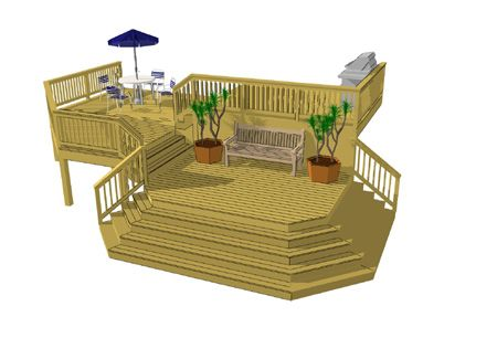 L Shaped Pergola Plans Woodworking Projects Plans