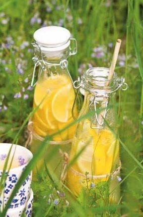 Domácí citronáda