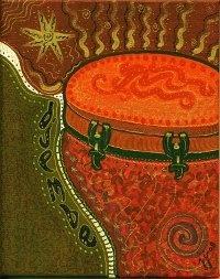 Djembe Drum by Joni James