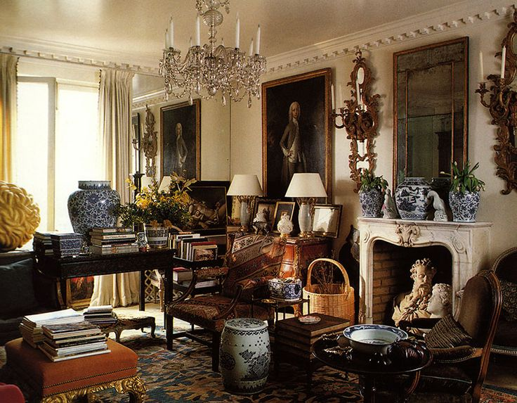 From World Of Interiors 80s Via Keehnan Konyha English Country Style Traditional