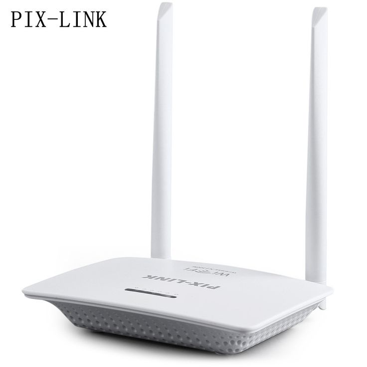 PIX - LINK 300M Wireless-N Router Server with Two Antennas Wireless Router Wifi Router