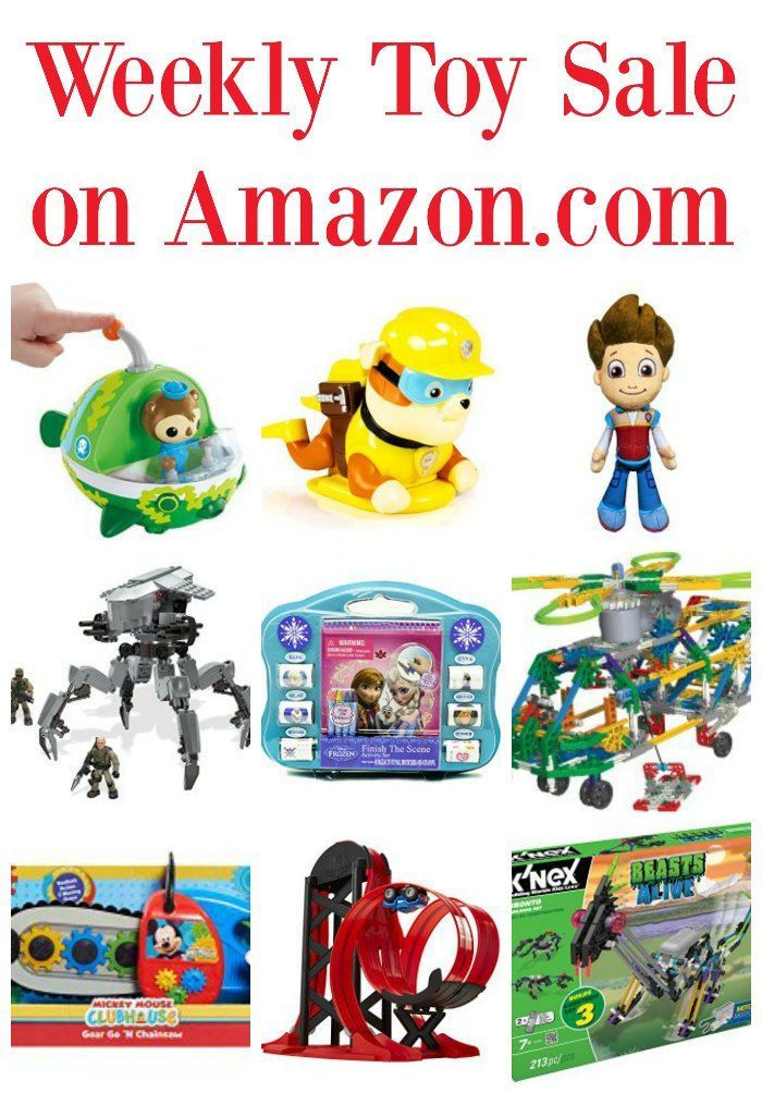 Amazon Toys on Sale 7   The Jenny Evolution