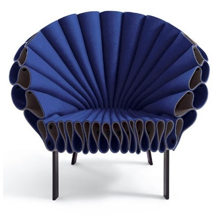 THE PEACOCK CHAIR BY STUDIO DROR