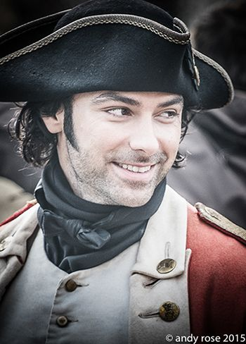 Aidan Turner interview on Huff Post-10 episodes in next Poldark series.