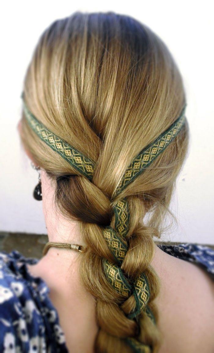 1001 Ideen Für Mittelalterliche Frisuren Zum Nachmachen Hair
