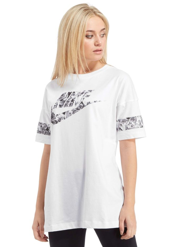 Nike Floral Infill T-Shirt - Shop online for Nike Floral Infill T-Shirt with JD Sports, the UK's leading sports fashion retailer.