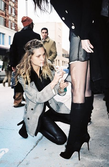 Erin <3: Models, Girls Crushes, Inspiration, Best Friends, Erin Wasson, Street Style, Tights, Erinwasson, Photo Shooting
