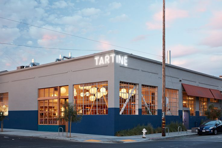 Tartine Manufactory. San Francisco, CA. 2016