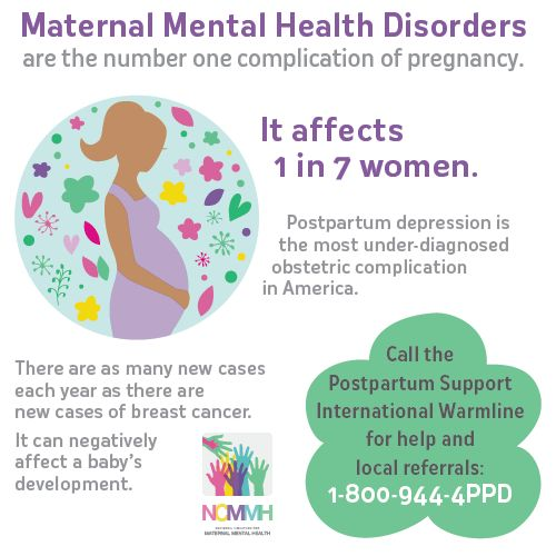 how to get rid of depression during pregnancy