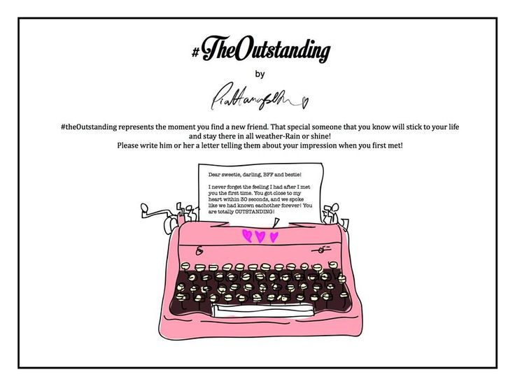 #TheOutstanding - Inspiration and task!  #TagYourShoes #PiaHaugseth Illustration Fashion