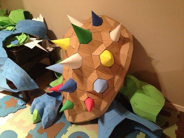 This Is How You Build A Great Bowser Cosplay