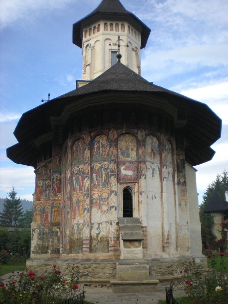 Monastery Moldovita, Suceava, Romania