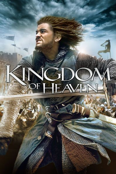 Kingdom of Heaven 2005 Full Movie free, Balian of Ibelin travels to Jerusalem during the crusades of the 12th century, and there he finds himself as the defender of the city and its people.