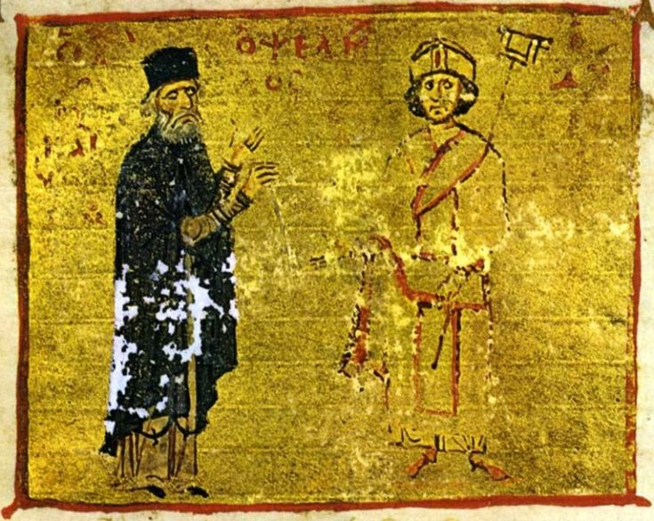 Michael Psellos (1018 - c. 1082 CE) was a Byzantine historian, writer, and intellectual. Michael acted as courtier and advisor to several Byzantine emperors, and he was the tutor of Michael VII. Writing between 1042 and 1078 CE, his texts combine theology, philosophy, and psychology, while his most famous work is the Chronographia, a series of biographies on emperors and empresses, which has proved an invaluable source on the Byzantine Empire of the 11th century CE.