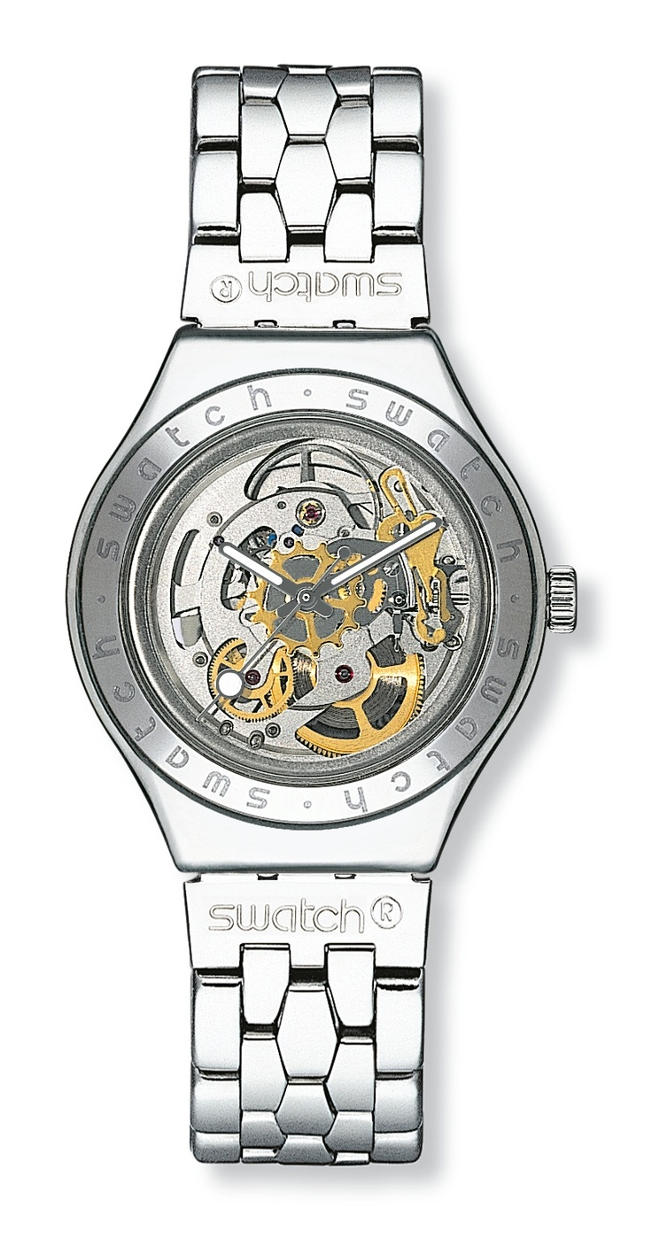 automatic timing - Swatch