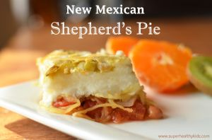 New Mexican Shepherd's Pie {Meatless Monday} | Recipes
