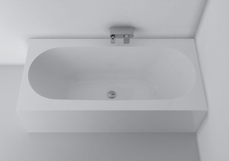Classical solutions never go out of fashion. The best proof of this is the enduring popularity of baths built in the shape of a rectangle. Their simple, regular lines perfectly fit into the small bathroom decorated in both traditional and modern style. Rectangular baths is the obvious choice for those who besides saving space, value also less consumption of water during bathing.