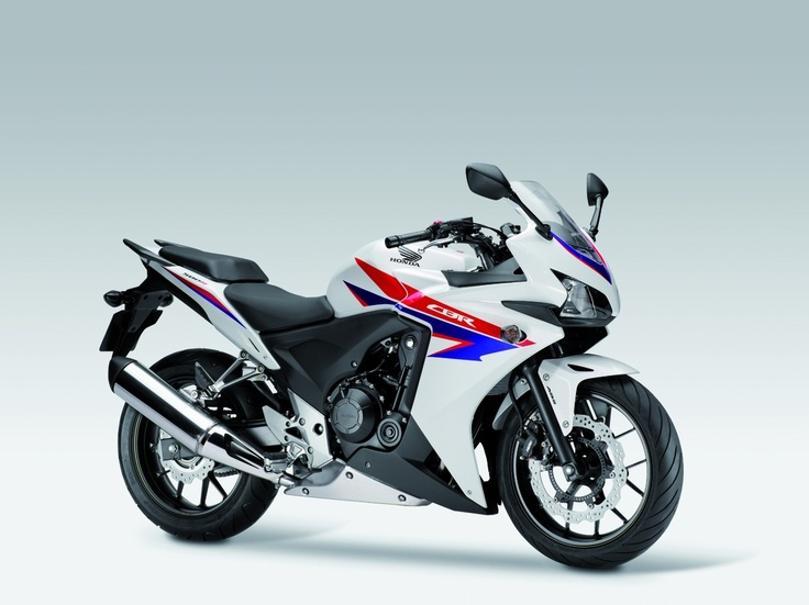 New Honda CBR500R from Kestrel Honda  http://www.kestrelhonda.co.uk
