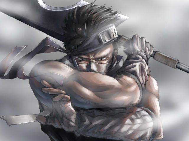 Zabuza Momochi Art Wallpaper Hd Anime 4k Wallpapers Images Photos And Background Art Wallpaper Anime Wallpaper Art