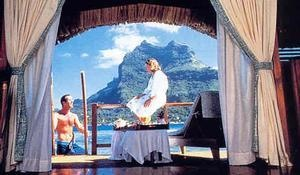 Just Cruising-Paul Gauguin cruises to Tahiti. Imagine this view from your balcony. www.luxury-cruising.com