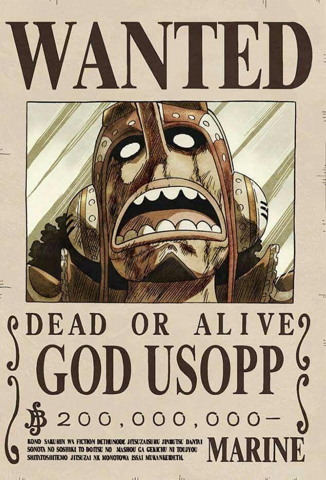 """God"" Usopp"
