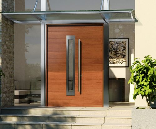 model pintu  rumah minimalis Pintu  Pinterest Models