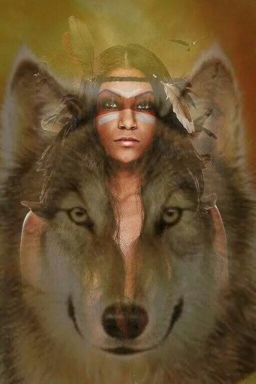 Wolf Woman - Dominique Mystique