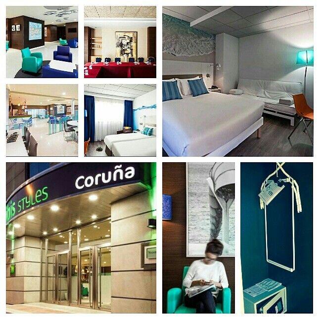 Hotel Ibis Styles, A Coruña