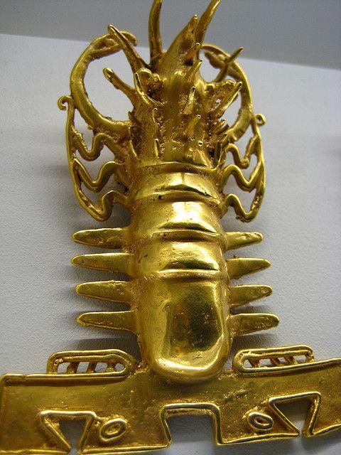 Museo del Oro Precolombiano (Museum of pre-Columbian Gold)