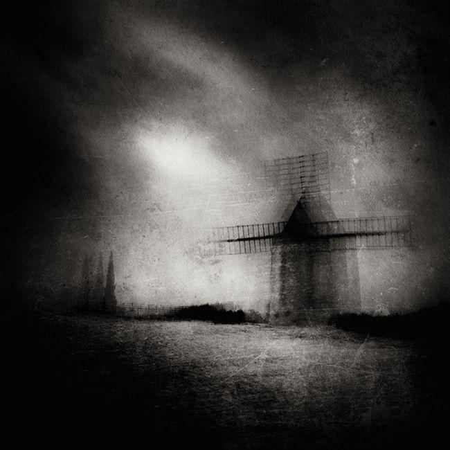 Moulin De Daudet, photographie de Boris Dumont