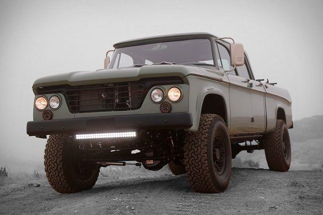 ICON Dodge Power Wagon Crew Cab - Men's Gear