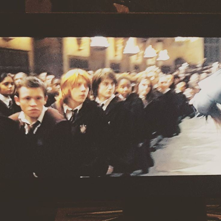 Harry Potter Gucken