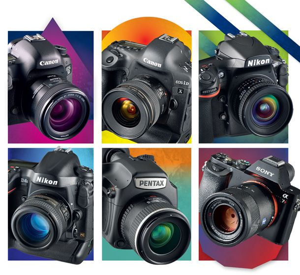 Digital SLR cameras explained: 10 things every new photographer must know