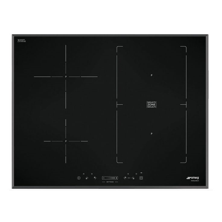 SIM570B, INDUCTION HOB, 65 CM, INDUCTION, MULTIZONE OPTION, BLACK