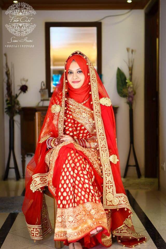 Hijabi Bride                                                                                                                                                                                 More