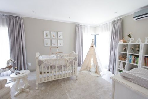 Baby Paris – Baby Belle - Beautiful Baby Interior Nursery - Auriga Cot - Oliver Feeding Chair - Isabella Compactum