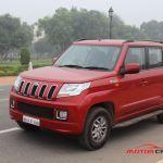 Mahindra TUV300 Test Drive Review