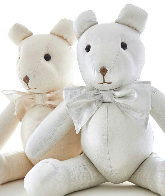 Luxury Teddy Bears @piccoliandco