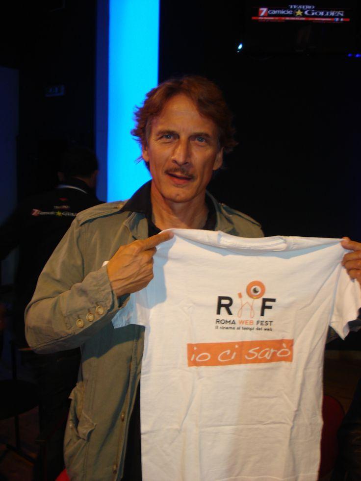 E poteva forse mancare Montalbano? www.romawebfest.it