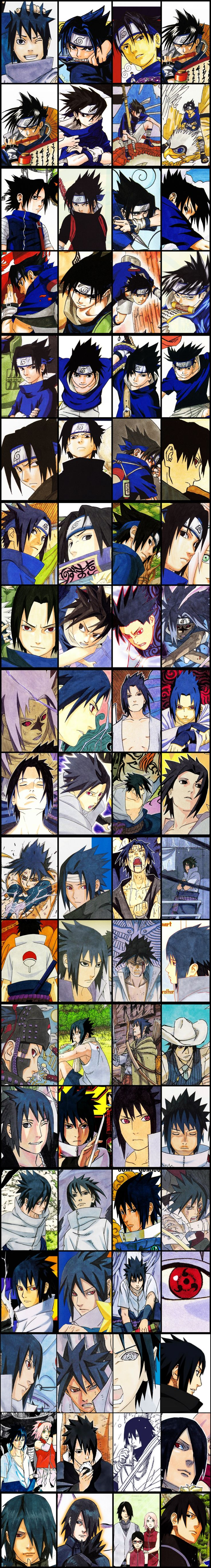 sasuke uchiha >>>everybody else.