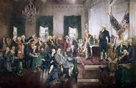 This article is about how the Enlightenment influenced the US constitution. The ideas in the US constitution came from different Enlightenment thinkers. Such as; Locke, Voltaire, Rosseau, and etc. Rosseau's ideas are present in the constitution by the concept of direct democracy.