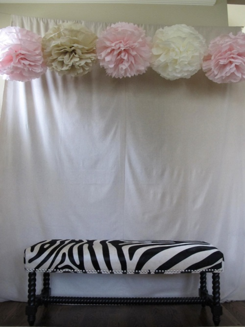 girl baby shower photo booth backdrop love this idea of a photo booth