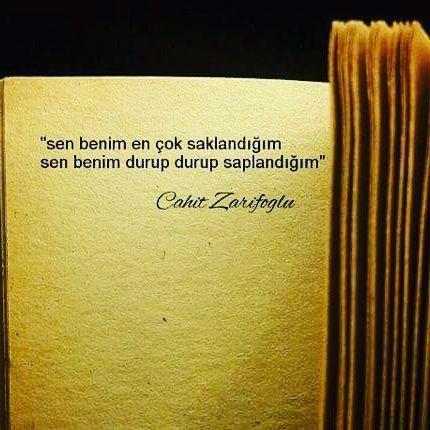 * Cahit Zarifoğlu