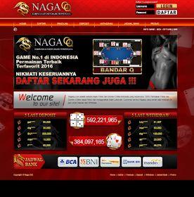 NAGAQQ.COM DOMINOQQ | DOMINO99 | BANDARQ | DOMINOBET | RAJAPOKER TERPERCAYA DI INDONESIA