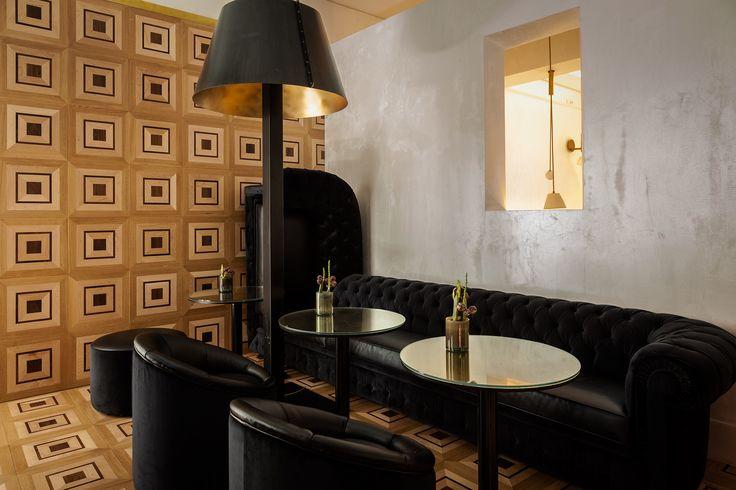 The Chester Room at Senato Hotel Milano