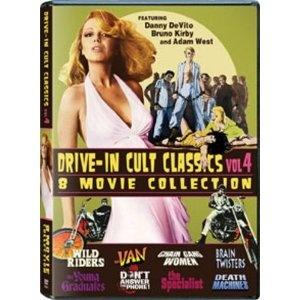Drive-In Cult Classics, Vol. 4 (DVD)  http://documentaries.me.uk/other.php?p=B001IQDAJI  B001IQDAJI