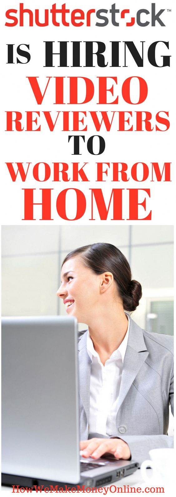Shutterstock is Hiring Work from Home Video Review…